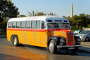 autobus viejo